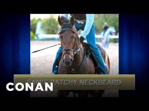 Terrible Kentucky Derby Horse Names - CONAN On TBS