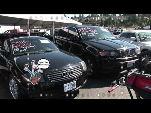 Police Car Auctions Near Me >> Seattle S Public Auto Auction Police Seizure Auction Wmv