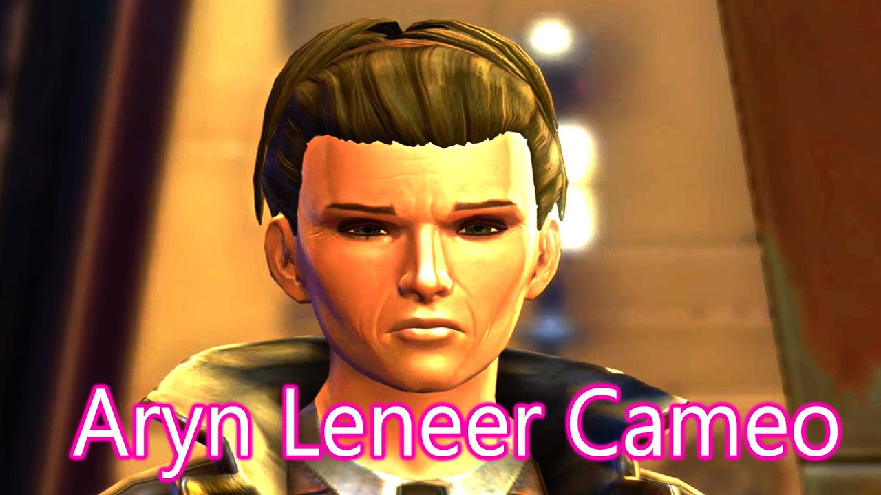 Download Aryn Leneer Cameo, SWTOR Patch 6.1