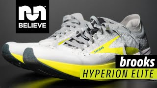 Brooks Hyperion Elite Review - After 30 Miles
