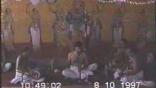 Chalamela (Shankarabharanam Ata Tala Varnam) 1/2