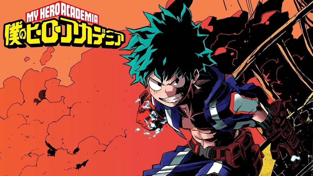 ♥My Hero Academia: Heroes Rising #FuLLMoViE 【English✧HD】(2019) #Animation