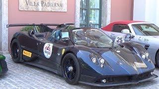 1of1 Pagani Zonda 760VR  in SupercarsRun Marbella