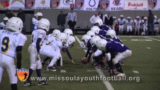 Missoula Youth Football 2013 Early Registration Spot