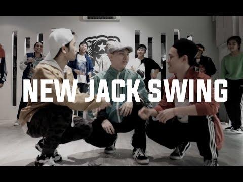 MDS | Hip Hop - Intermediate (Wrecks N Effect - New Jack Swing) by Simon