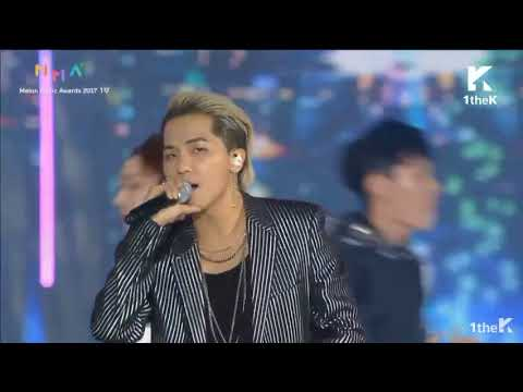 [PERFORMANCE] WINNER @ MELON MUSIC AWARDS - INTRO + LOVE ME LOVE ME + REALLY REALLY