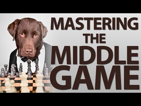 Dominate The Middlegame With Spectacular Tactics - GM Damian Lemos (EMPIRE CHESS)
