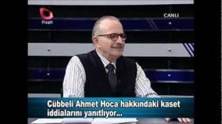 Cübbeli Ahmet Hoca'dan Kaset İftiralar...