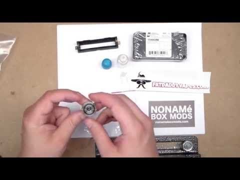 18650 Squonk FET Build Video