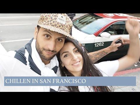 American Roadtrip part 1: San Francisco - Anna Nooshin