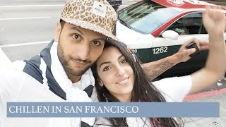 American Roadtrip part 1: San Francisco - Anna Nooshin