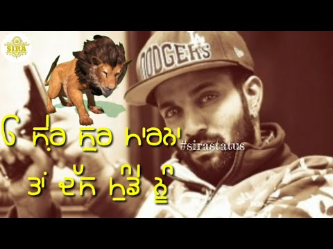 Hunter by dilpreet dhillon whatsapp status    katal by dilpreet whatsapp status