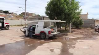 Renovación del parque vehicular de la JMAS Chihuahua
