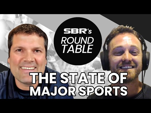 The State of Major Sports: NFL, NBA, MLB & More