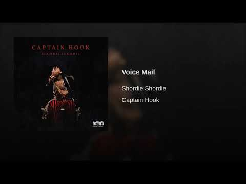 Shordie Shordie Voice Mail