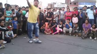 LOS HUANACOS DE LA RISA EN CERES MEDIO EN ATE VITARTE 2014 1/2