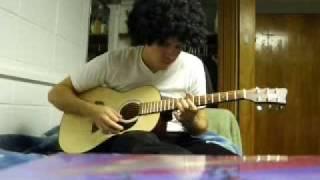 Cepillin Jr. tocando El Bosque de la China