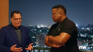 MarawaTV catches up with Danny Jordaan after his recent appointment as CAF's third vice president