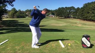 "GOLF Transition Move for ""Spinners"" with Tony Luczak, PGA 