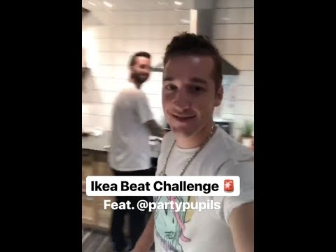 Went to ikea with Party Pupils and made a beat out of it 🔈🛋