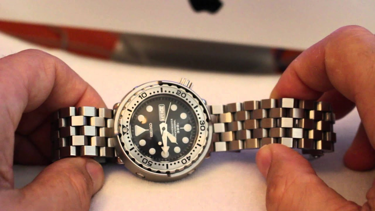 finest selection 45ac7 41a30 Seiko Tuna SBBN017 Review