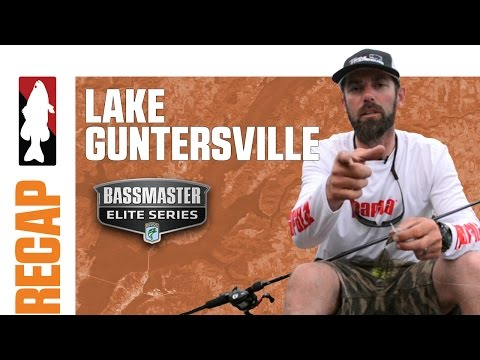 Michael Iaconelli's BASS Elite Lake Guntersville Recap - Featuring The Rapala DT6 & Molix Lover