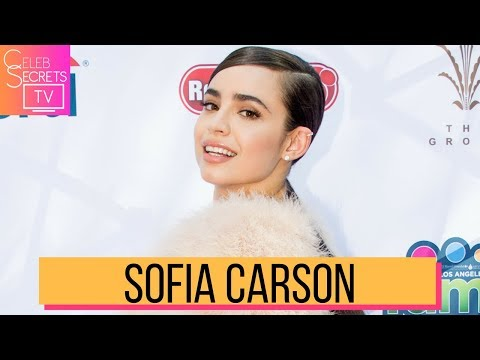 Sofia Carson Shares What Trends are IN and OUT | Celeb Secrets Interview
