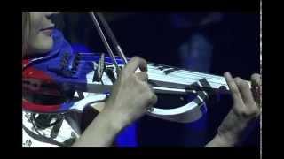 팝바이올리니스트 박은주 콘서트 아낙 ANAK Korean Pop Violinist Eun Joo Park