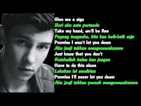 Shawn Mendes   Treat You Better with lyric dan terjemah