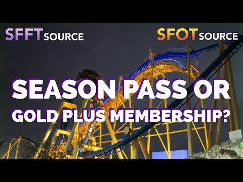 Info Vlog - Should You Buy a Season Pass or Membership?