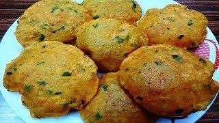 Aloo puri Recipe | Potato Poori | Easy and Tasty Breakfast Recipe