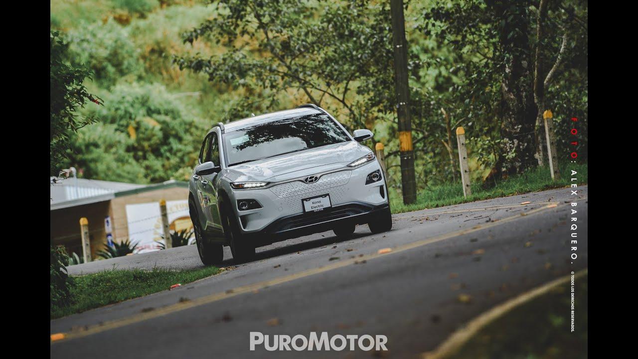 HYUNDAI KONA 2021 el nuevo SUV eléctrico en Costa Rica