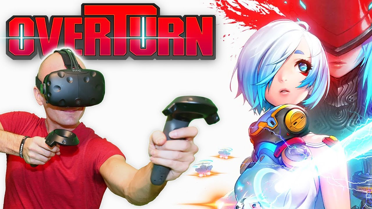 GLORIOUS ANIME ADVENTURE FPS IN VIRTUAL REALITY