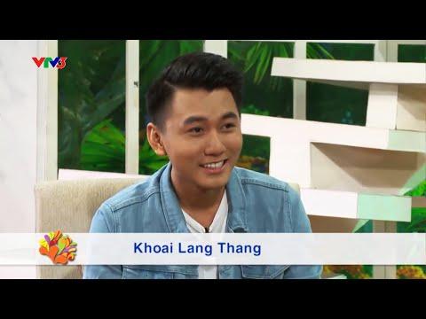 Khoai Lang Thang lần đầu lên VTV3  Truyền hình quốc gia Việt Nam
