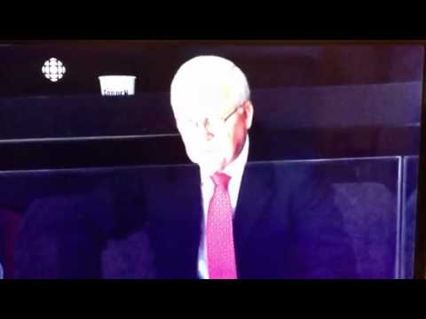 Bryan Murray's reaction to Game 5 win
