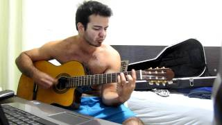 Gustavo Altoé - Paulo Diniz - O meu amor chorou (cover)