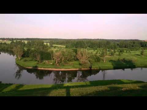 Руза река Московской области