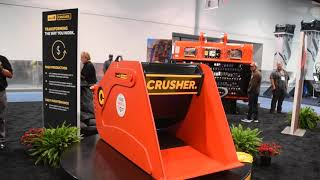 Video still for Allu crusher unveiling ConExpo 2020