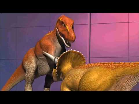 Dinosaur King : Chomp Vs Terry