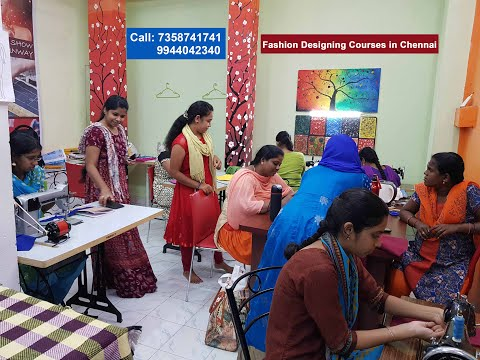Design World Fashion Design Tailoring And Computer Training Institute In Chennai