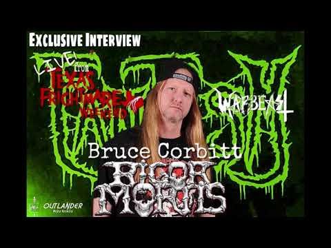 FANTASM: Bruce Corbitt of RIGOR MORTIS/WARBEAST Interview