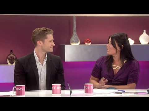 Glee's Matthew Morrison interview on Loose Women