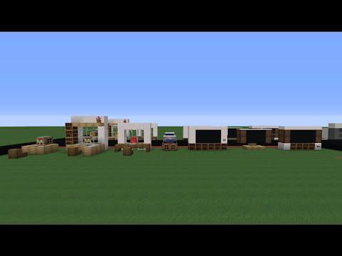 Minecraft gu a de decoraci n de casas modernas 4 - Construcciones de casas modernas ...