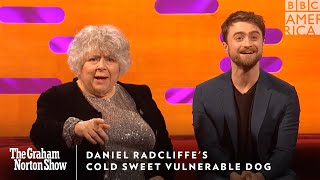 Daniel Radcliffe's Cold Sweet Vulnerable Dog | The Graham Norton Show | Friday at 11pm | BBC America