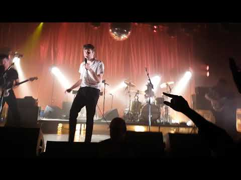 The Vaccines Your Love Is My Favorite Band Live Manchester Academy 9/4/2018 (4K)
