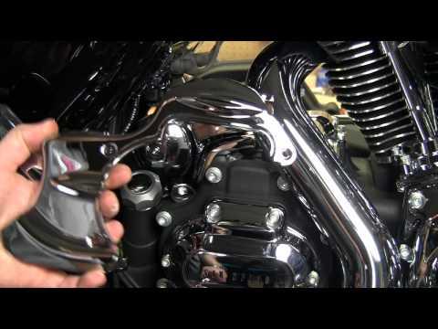 Kuryakyn 7877 Transmission Shroud Harley Dresser 2007-2008