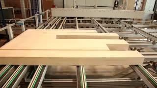 Как немцы делают деревянные окна