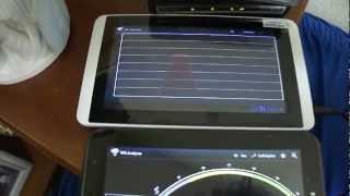 Tablet philco 7A - recepção WiFI é pessima