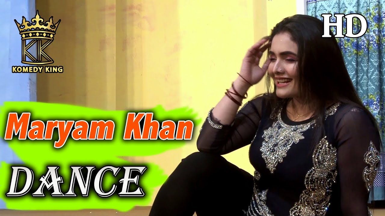 Maryam Khan Dance Performance Pyar Wali Khich - KOMEDY KING 2020