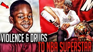 From drugs & violence to nba star? the inspiring story of dwyane wade!